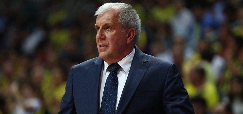 Fenerbahçe Başantrenörü Zeljko Obradovic İstanbul'a geldi!