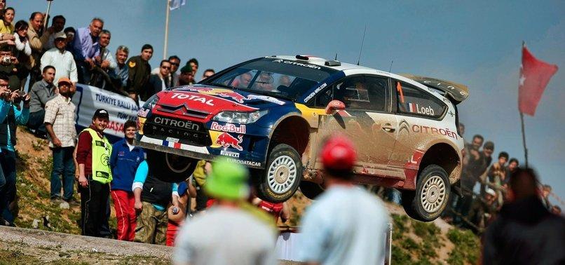 WRC 7 yıl aradan sonra tekrar Türkiye'de