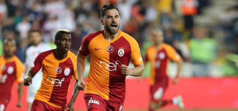 Galatasaray beraberliği Sinan Gümüş'le buldu | İZLEYİN