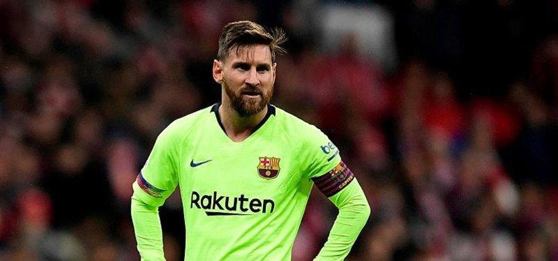 Liverpool'dan Messi açıklaması