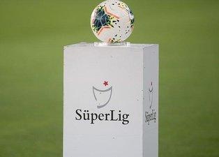 İşte Süper Lig'de güncel puan durumu 2020/21 sezonu 34. hafta
