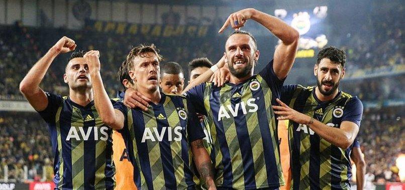 Fenerbahçe 9 maçtır Galatasaray'a yenilmiyor