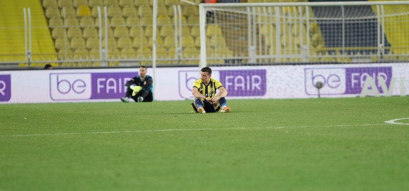 Fenerbahçe 1 - 2 Sivasspor (MAÇ SONUCU - ÖZET)