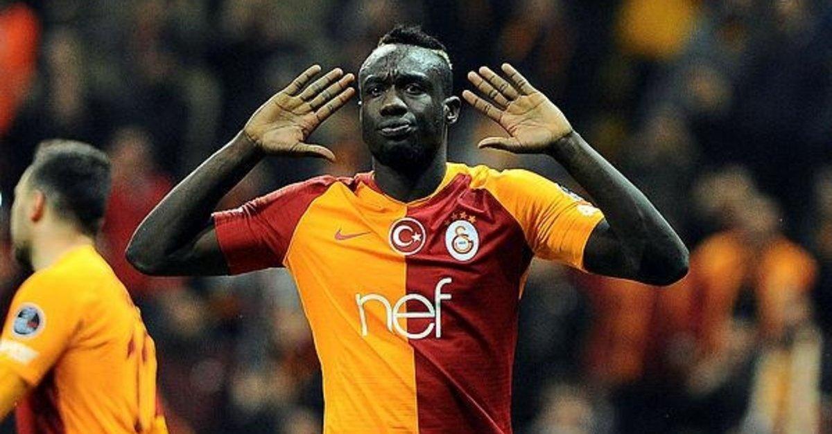 Mbaye Diagne Galatasaray'dan ayrılıyor! İşte yeni takımı