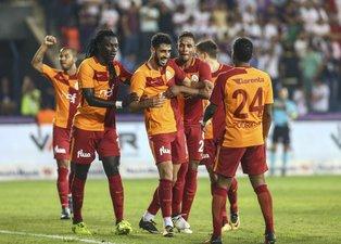 Galatasarayda derbi öncesi prim dopingi