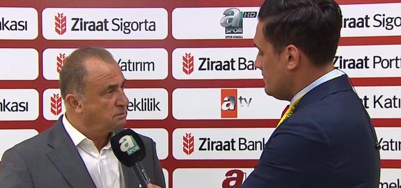 Galatasaraylı oyuncular Fatih Terim'den ne istedi?