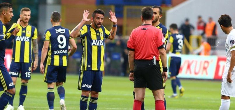 Fenerbahçe attı VAR iptal etti