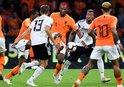 Almanya Hollandaya hafif geldi!