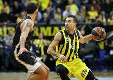 Fenerbahçede üst üste 8. galibiyet