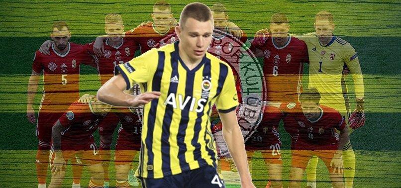 Son dakika spor haberi: Fenerbahçe'nin genç stoperi Attila Szalai'nin talipleri artıyor! İspanyol devi de sıraya girdi - Aspor