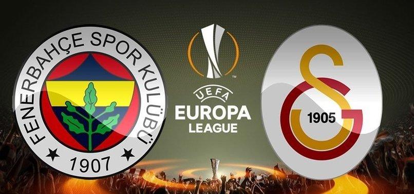 UEFA Avrupa Ligi'nde E. Frankfurt - Fenerbahçe ve Galatasaray - Lazio maçlarının hakemleri belli oldu!