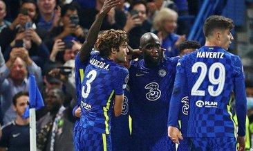 Chelsea Lukaku'yla kazandı!