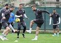 Alanyaspor Göztepe maçı hazırlıklarına başladı