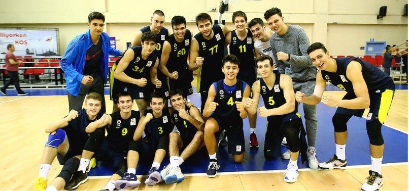 Fenerbahçe'de gençler Aslan avladı