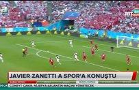 Javier Zanetti A Spora konuştu