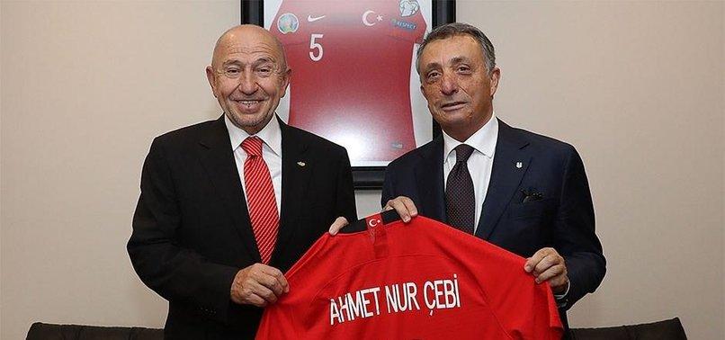 Başkan Çebi'den TFF çıkarması