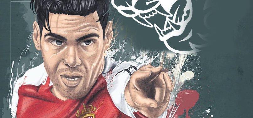 Falcao resmen Galatasaray'da