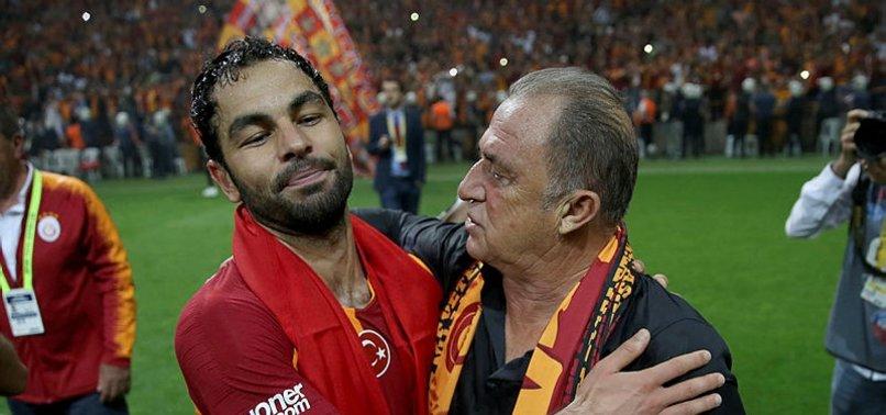 Galatasaray'dan Selçuk İnan'a 1 yıllık kontrat... Son dakika transfer haberleri