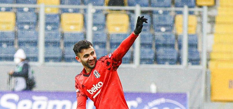 Beşiktaş'ta Ghezzal 6 ayrı futbolcuya gol attırdı