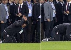 Hasan Şaş: Mourinho da yere atlıyor