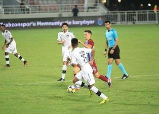Trabzonsporun Türk futboluna son armağanı: Tayyip Ebrar Cumur