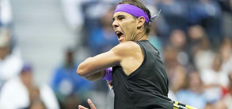Nadal'ın gözü tüm zamanların rekorunda
