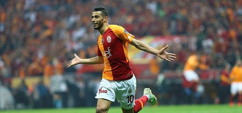 Galatasaray'da Belhanda'nın yerine genç 10 numara