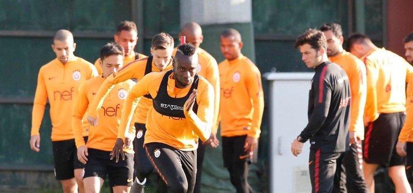 Galatasaray Kayserispor maçı hazırlıklarını tamamladı
