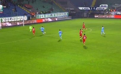 Çaykur Rizespor 3-0 Yılport Samsunspor