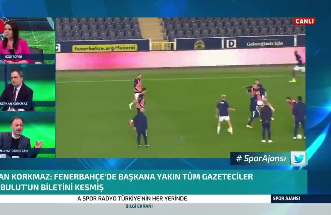 Fenerbahçe-Göztepe maçı sonrası büyük tepki: Murat Özbostan: Erol Bulut  kadar yönetiminde suçu var - Aspor