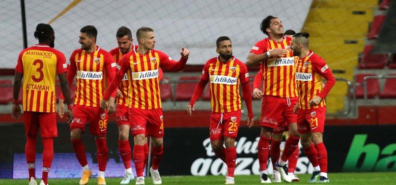 Kayserispor 2 - 1 Rizespor (MAÇ SONUCU - ÖZET)
