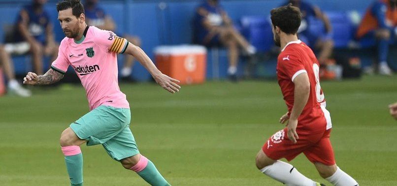 Barcelona kazandı Messi 2 gol kaydetti