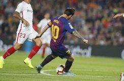 Barça maçı kazandı, Messiyi kaybetti