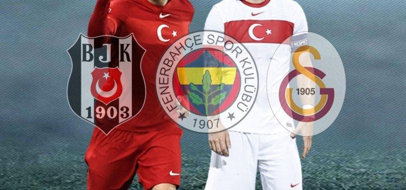 Son dakika spor haberleri: Beşiktaş, Fenerbahçe ve Galatasaray'dan dev transfer savaşı! Kaan Ayhan ve Kenan Karaman...