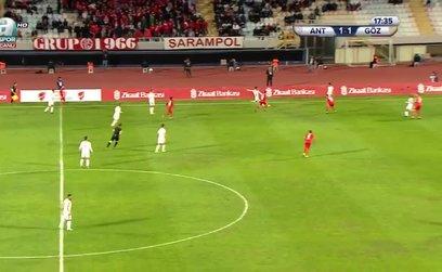 Antalyaspor 2-1 Göztepe