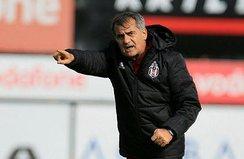Beşiktaşın Erzurumspor 11i belli oldu