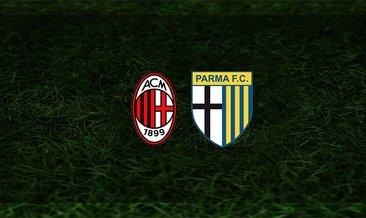 Milan-Parma maçı saat kaçta? Hangi kanalda?