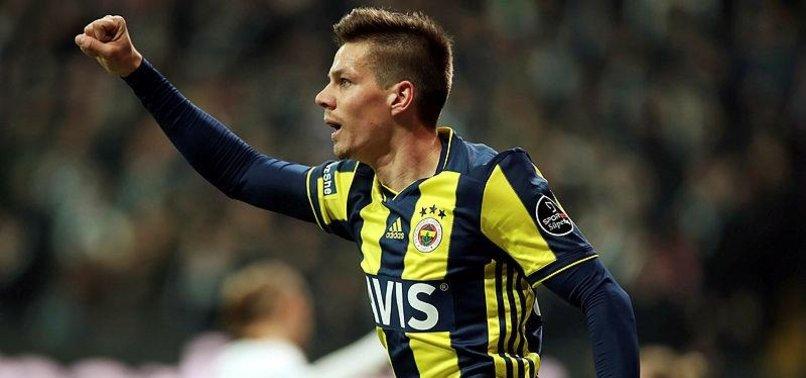 Fenerbahçe'de Miha Zajc yolcu
