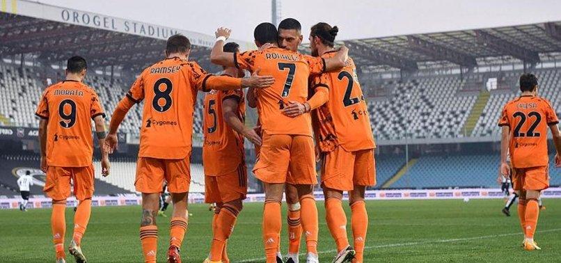 Serie A: Spezia 1-4 Juventus | MAÇ SONUCU | Cristiano Ronaldo Juventus'u sırtladı