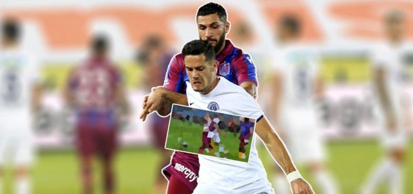 İşte Kasımpaşa'nın Trabzonspor maçında kazandığı penaltı!