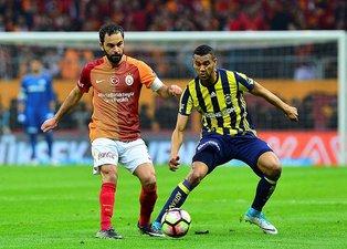 Galatasaray - Fenerbahçe derbisinin 11leri