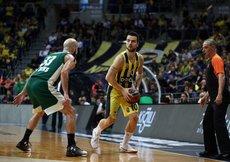 Fenerbahçe, Panathinaikosa geçit vermedi