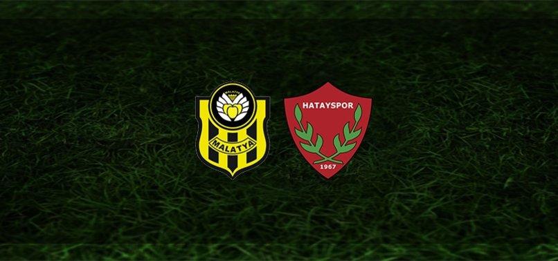 Yeni Malatyaspor - Hatayspor maçı ne zaman, saat kaçta ve hangi kanalda?   Süper Lig