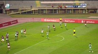 Göztepe 1 - 0 Çengelköy Futbol Yatırımları
