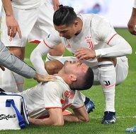 Juventusta Merih Demiral şoku!Hocası Sarriden açıklama geldi
