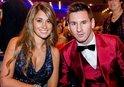 Arjantini salladı! Messinin eşi...