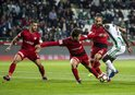 Antep, deplasmanda Konyasporu devirdi
