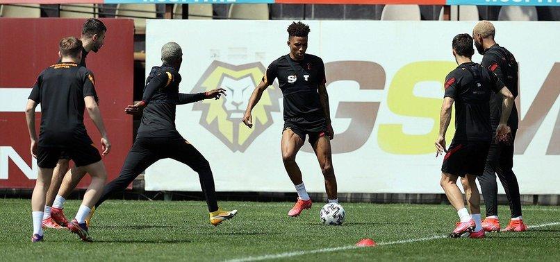 Galatasaray'a Onyekuru müjdesi! Antrenmanlara başladı