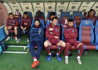 Trabzonspor Akhisarspor maçından kareler
