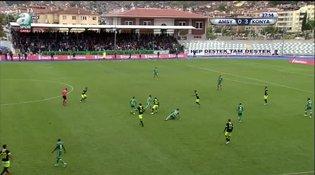 Y. Amasyaspor 0 - 4 A. Konyaspor.